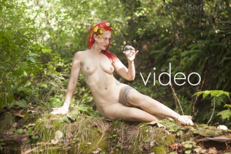 Melody Mangler - deneot foto - Victorian Nymph video