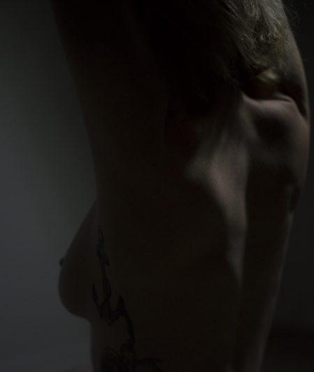 Amanda CookieCraven Swan nude in moonlight