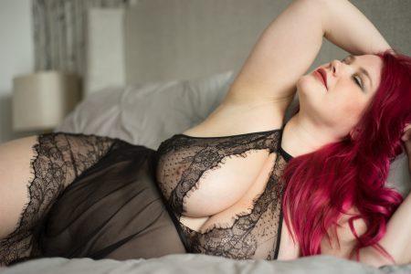 Ruby Roxx in her underwear - deneot foto