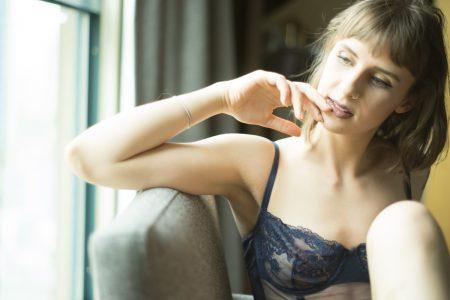 Paige Mills hotel boudoir - deneot foto